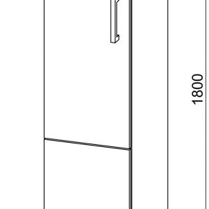 STUB ANA 180×30