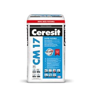 SUPER FLEXIBLE FIBRE FORCE CM 17-CERESIT